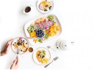 飲食限制並不是為了減肥而是為了改善私生活