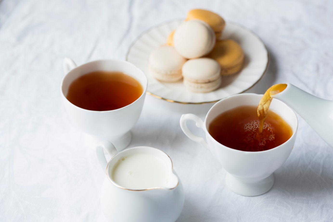 跟風網美前先看這   英式紅茶常忽略的三個禮儀   沒注意小心越喝越沒氣質