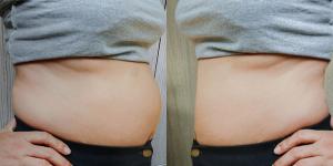 你肚子上那一圈肥肉還沒消掉?先試試用○○減肥,不只健康還超有效!