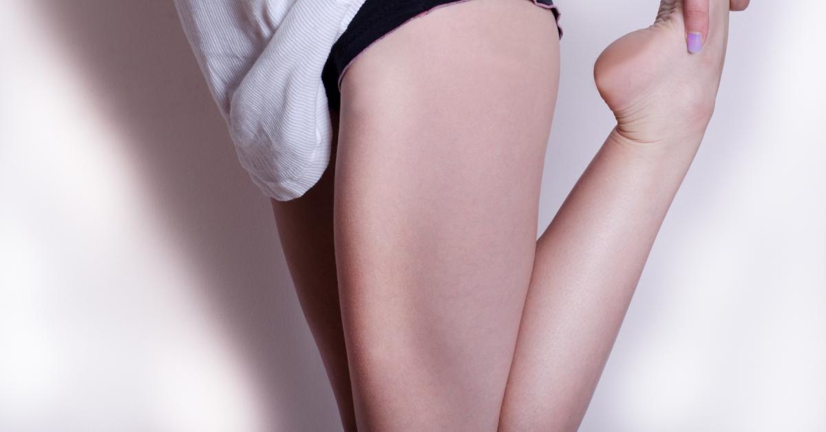 日本NO.1纖腿襪讓你躺著瘦,追隨美腿女神成功的我用這招打擊小腿肌