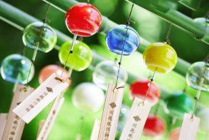 【川越冰川神社】清脆鈴聲響徹一整個夏季,寄託你的心願在上千個結緣風鈴