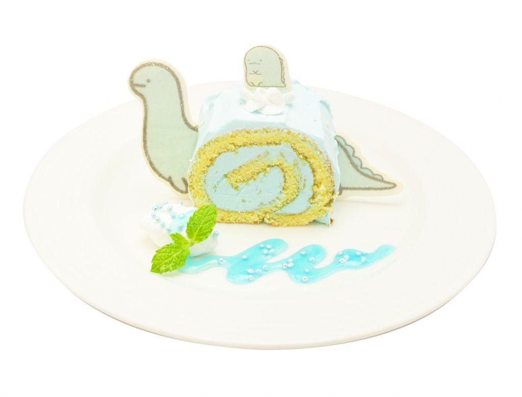 「蜥蜴與媽媽的生乳捲蛋糕」—<SWEETS PARADISE的四間分店>