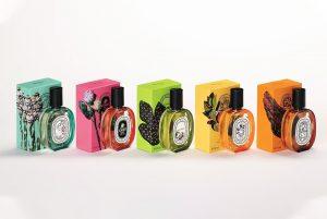 「DIPTYQUE淡香水」彩虹色調瓶身,用色彩與香氛調和你的人生,美到窒息也在所不惜