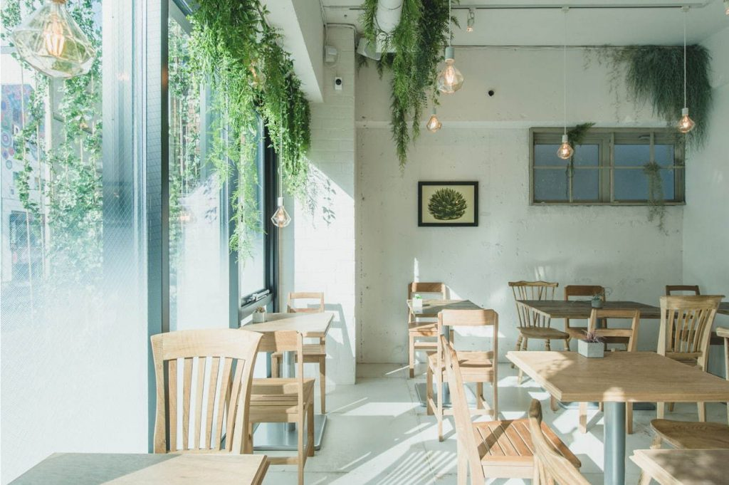 BOTANIST cafe夏季限定