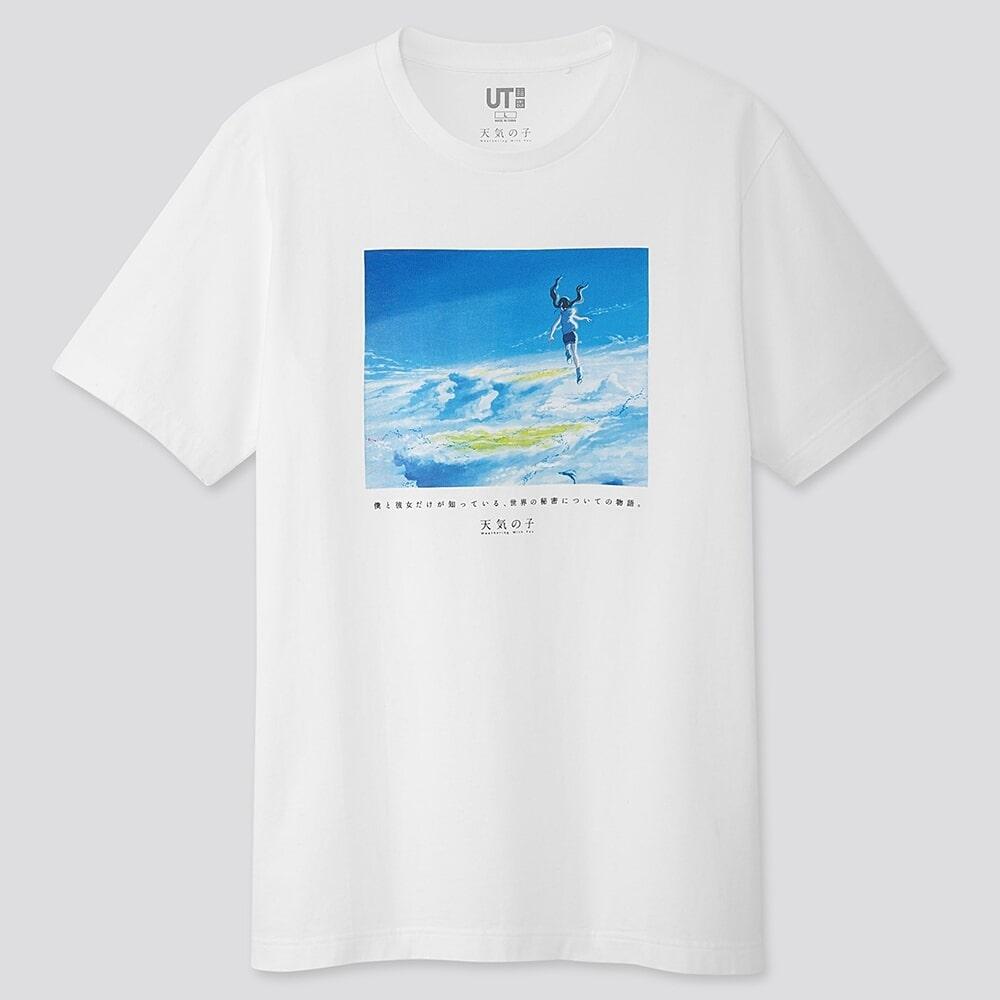 《天氣之子》聯名 Uniqlo