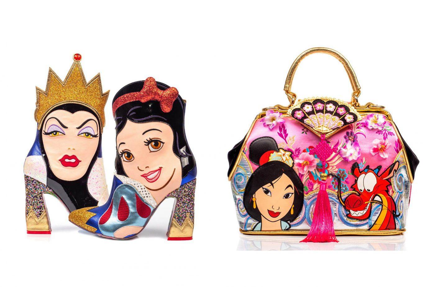 【童話故事轉戰時尚圈?】英國品牌Irregular Choice推出超高調時尚精品,讓你一秒麻雀變皇后!