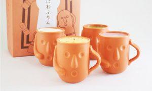 【大阪阿倍野區】夏日祭典聯名推出Haniwa超Q彈烤布蕾,杯子多種用途永遠不嫌多