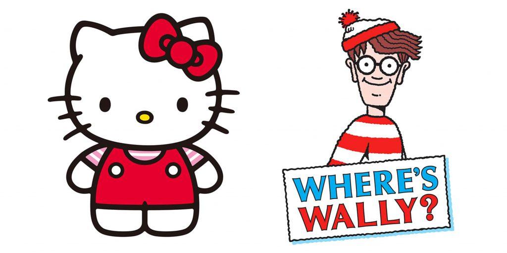 威利在哪裡XHelloKitty
