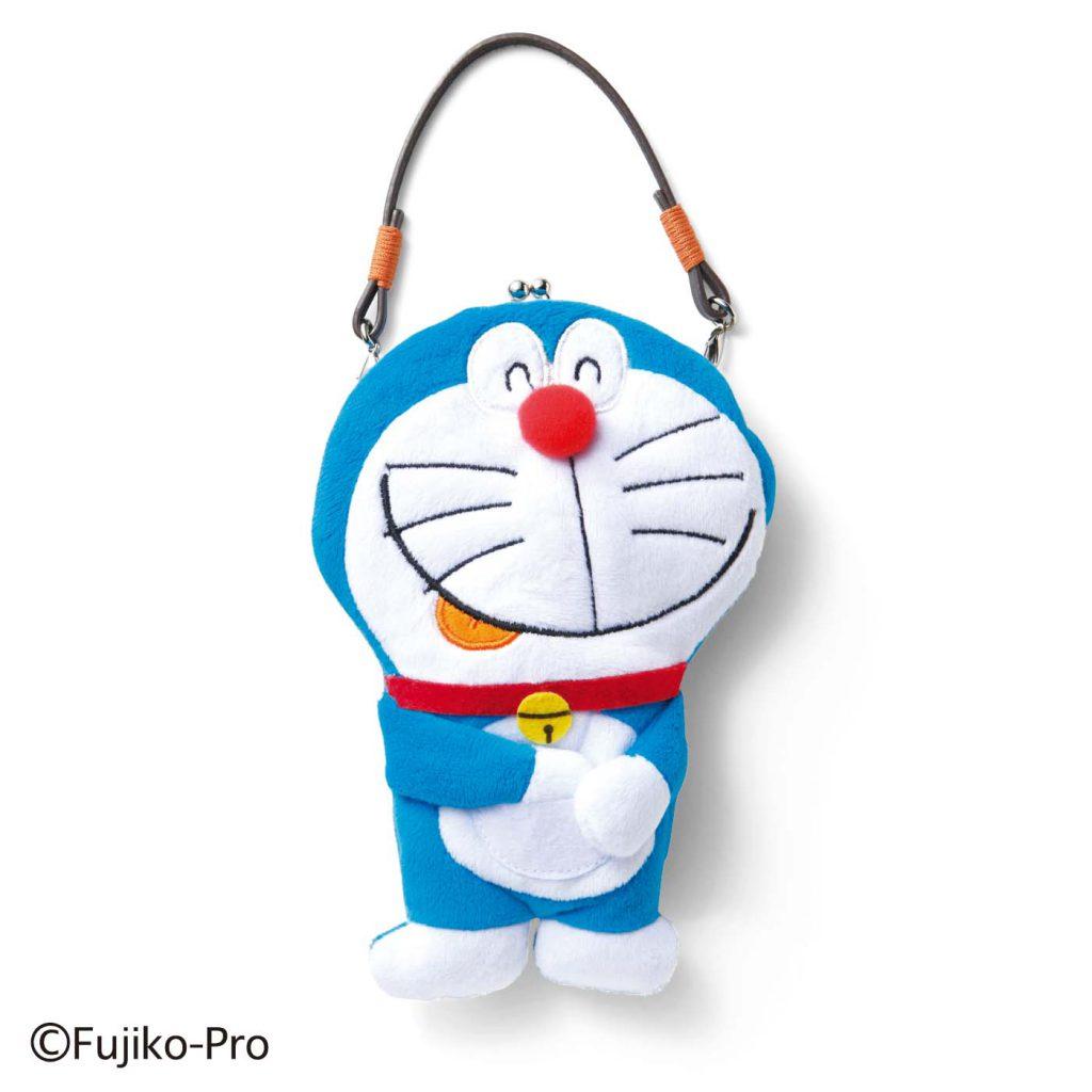哆啦A夢 x Felissimo 口金包
