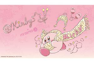 遊戲界的萌寶貝「卡比」與IT'S DEMO秋冬再度限定聯名,毛茸茸質地讓你直呼太療癒!