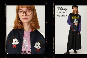 日本服飾品牌MOUSSY聯名復古米奇,隨便搭都好看,讓我們變成酷酷惹人愛!