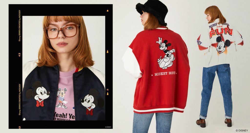 MOUSSYxMickey