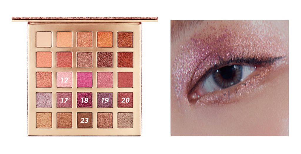 PRO DAZZLING EYE PALETTE GLITZ SHOWER